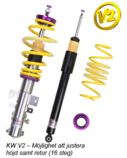 Coilovers - BMW - V2 - X4 F26