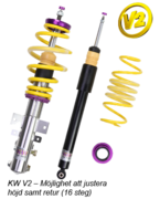 Coilovers - BMW - V2 - 1-serie E81 / E87