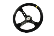 Steering Wheel Suede