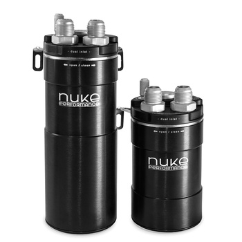 NUKE Performance Catch Tank 0,5 liter - Competition version