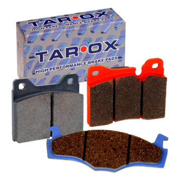 TAR-OX Sportbroms-belägg Fram Volvo 740 / 760 / 780 / 940 / 960 Girling