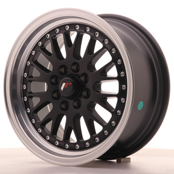 Japan Racing JR10 15x7 ET30 4x100/108 BF+ Machined