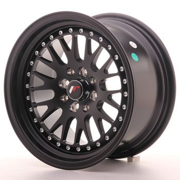 Japan Racing JR10 15x8 ET20 4x100/108 Matt Black
