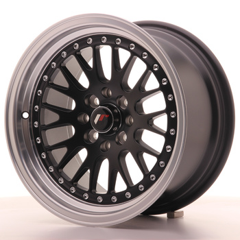 Japan Racing JR10 15x8 ET20 4x100/108 BF+ Machined