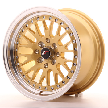 Japan Racing JR10 15x8 ET20 4x100/108 Gold