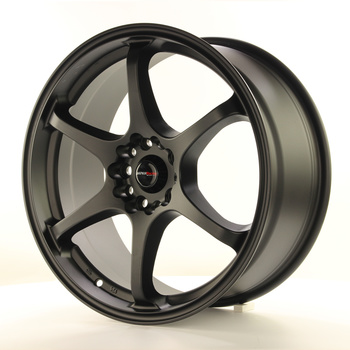 Japan Racing JR1 18x8 ET45 5x112/114 Matt Black