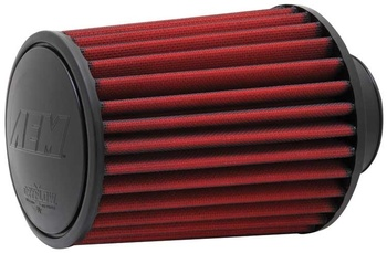2.75'' (70mm) AEM Dry Flow luftfilter - 178mm