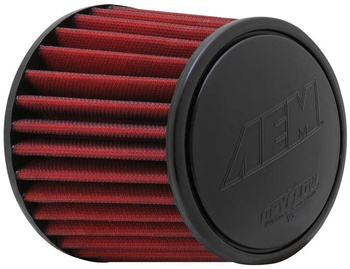 6.0'' (152mm) AEM Dry Flow luftfilter - 133mm