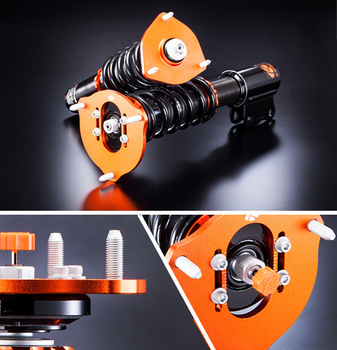 Coilovers Ksport Racing PRO Street Coilover NISSAN S14
