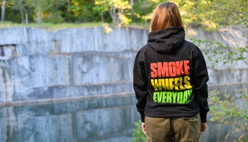 Smoke Wheels Everyday Hoodie