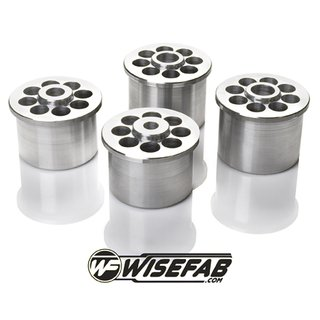 Wisefab BMW E46 Bakre Subfram / Rear Subframe Bushings