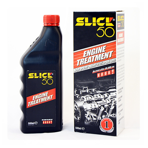 how to use slick 50 engine treatment
