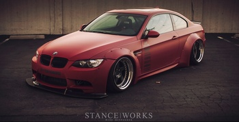 Liberty Walk / RocketBunny / RB-look BMW E92