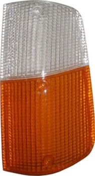 Blinkersglas Vit/Orange 240 -81