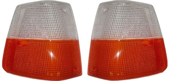 Blinkersglas Vit/Orange 240 81-